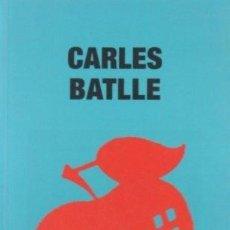 Libros: TENTACION - BATLLE,CARLES. Lote 270372483