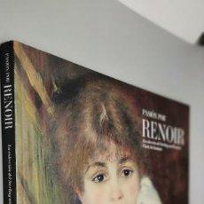 Libros: PASIÓN POR RENOIR. LA COLECCIÓN DE STERLING AND FRANCINE CLARK ART INSTITUTE.. Lote 270373683