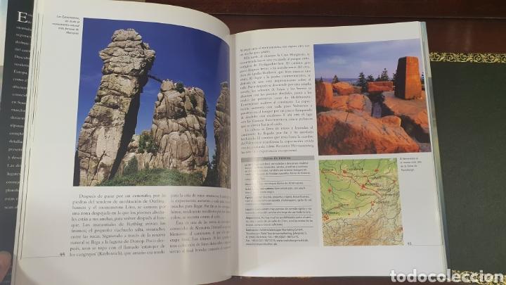 Libros: Libro Senderismo por Europa - Foto 2 - 270530863