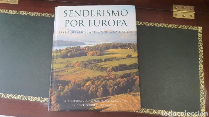 LIBRO SENDERISMO POR EUROPA (Libros sin clasificar)