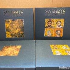 Libros: SAN MARCOS. 2 TOMOS. - .. Lote 270560748