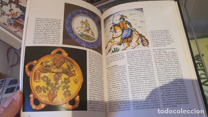 Libros: Lote de libros tapices y cerámicas distintos siglos - Foto 2 - 270567738