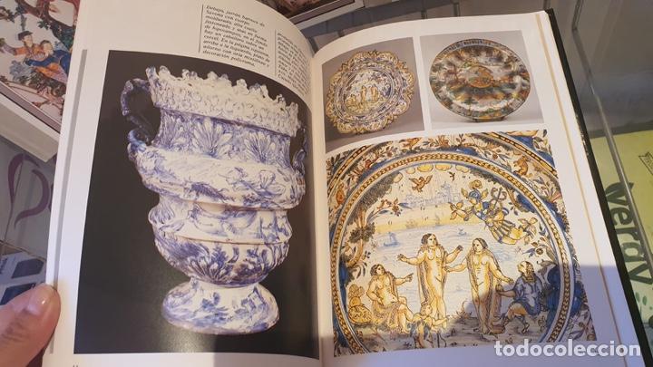 Libros: Lote de libros tapices y cerámicas distintos siglos - Foto 3 - 270567738