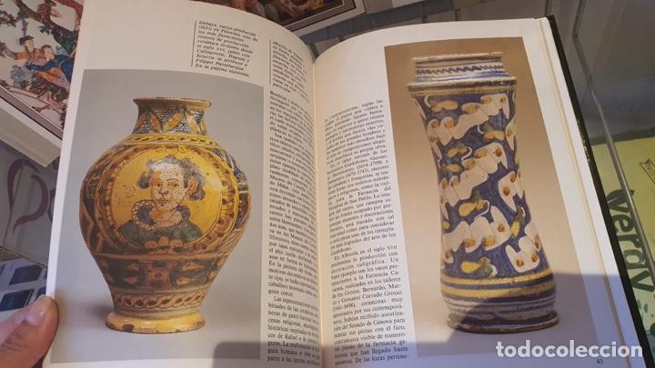 Libros: Lote de libros tapices y cerámicas distintos siglos - Foto 4 - 270567738