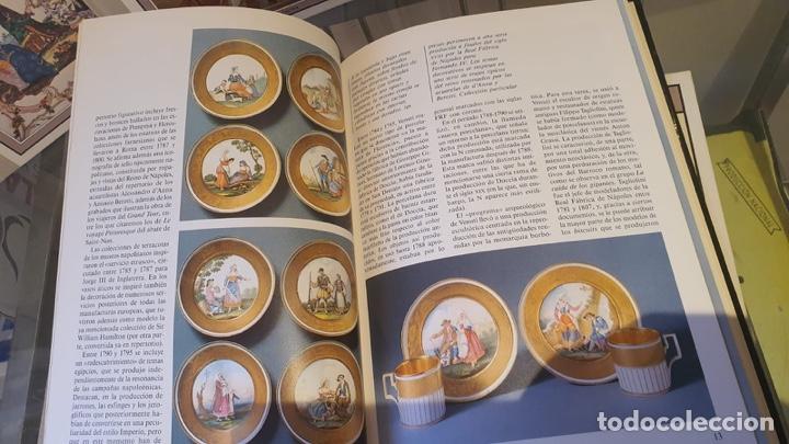Libros: Lote de libros tapices y cerámicas distintos siglos - Foto 5 - 270567738