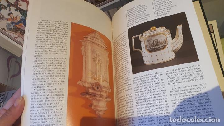 Libros: Lote de libros tapices y cerámicas distintos siglos - Foto 6 - 270567738