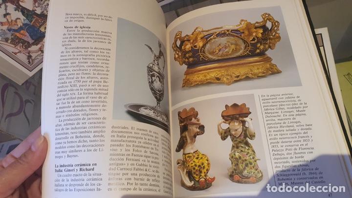 Libros: Lote de libros tapices y cerámicas distintos siglos - Foto 7 - 270567738