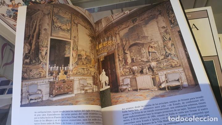 Libros: Lote de libros tapices y cerámicas distintos siglos - Foto 8 - 270567738