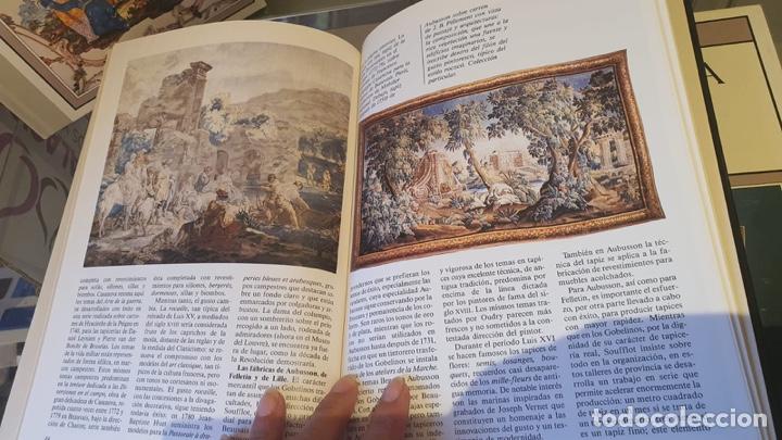 Libros: Lote de libros tapices y cerámicas distintos siglos - Foto 9 - 270567738