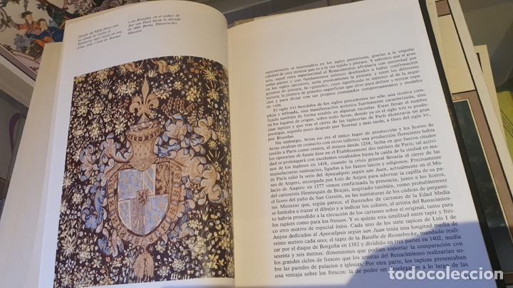 Libros: Lote de libros tapices y cerámicas distintos siglos - Foto 11 - 270567738