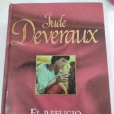 Libros: EL REFUGIO. JUDE DEVERAUX. Lote 270926618