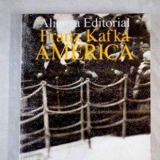 Libri di seconda mano: AMÉRICA.- KAFKA, FRANZ. Lote 270992738