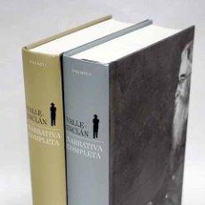 Libros: NARRATIVA COMPLETA (2 VOLÚMENES). - VALLE - INCLÁN. Lote 271037318