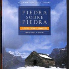 Libros: PIEDRA SOBRE PIEDRA - FERNANDO BIARGE / ANA BIARGE. Lote 271049178