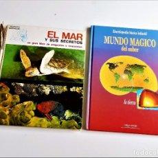 Libros: DOS LIBROS VARIOS. Lote 271154208