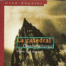 Libros: LA CATEDRAL - CESAR MALLORQUI. Lote 271395753