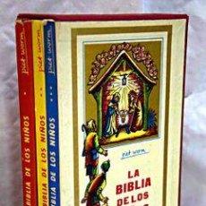 Libros: BIBLIA DE LOS NIÑOS - AA.VV.. Lote 271395788