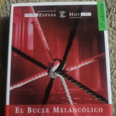 Libros: EL BUCLE MELANCÓLICO. JON JUARISTI. Lote 271402278