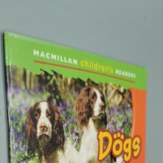 Libros: DOGS - THE BIG SHOW - 4º PRIMARIA - MADMILLAN CHILDREN' S READERS -. Lote 271598638