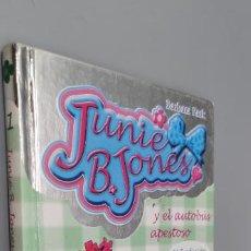 Libros: JUNIE B. JONES Y EL AUTOBÚS APESTOSO - BARBARA PARK. Lote 271600763
