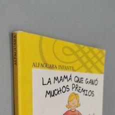 Libros: LA MAMÁ QUE GANÓ MUCHOS PREMIOS - AHLBERG, ALLAN. Lote 271601298