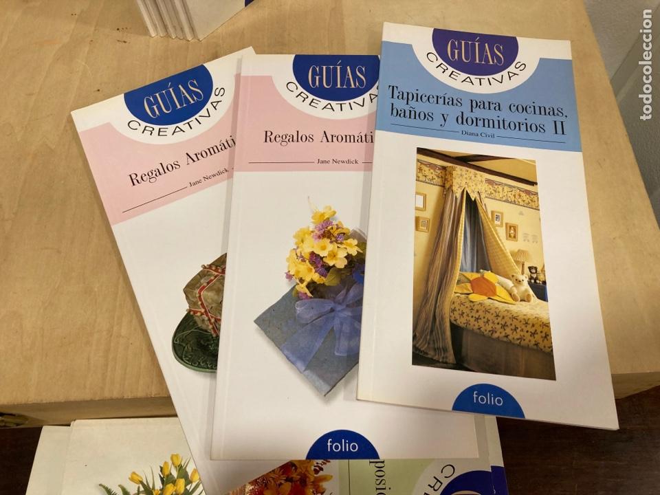 Libros: Lote de libros guías creativas - Foto 4 - 271846948