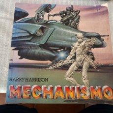 Libros: MECHANISMO, POR HARRY HARRISON.. Lote 272557233
