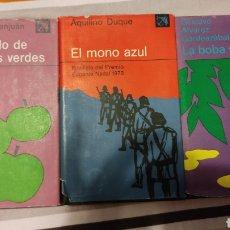 Libros: LOTE DE 3 LIBROS COLECCIÓN. Lote 274645938