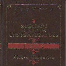 Libros: VIDA Y FUGAS DE FANTO FANTINI DE LA GHERARDESCA. - CUNQUEIRO, ALVARO.. Lote 275039318