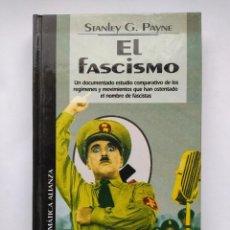 Libri di seconda mano: EL FASCISMO. - STANLEY G. PAYNE. TDK189. Lote 275203123