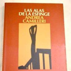 Livros em segunda mão: LAS ALAS DE LA ESFINGE.- CAMILLERI, ANDREA. Lote 275446468