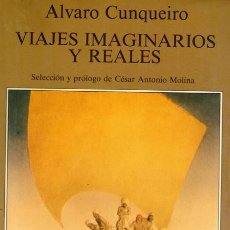 Libros: VIAJES IMAGINARIOS Y REALES. CUNQUEIRO, ALVARO. Lote 275537733