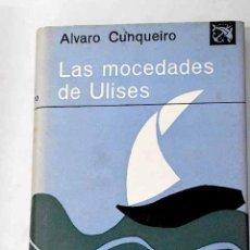 Libros: LAS MOCEDADES DE ULISES.- CUNQUEIRO, ÁLVARO. Lote 275804913