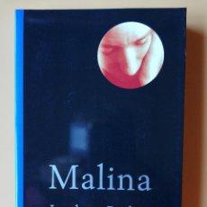 Libros: MALINA - INGEBORG BACHMANN. Lote 275845873