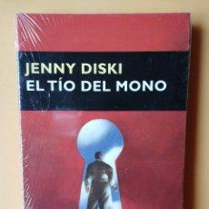 Libros: EL TÍO DEL MONO - JENNY DISKI. Lote 275846208