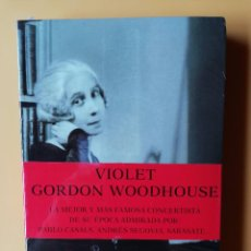 Libros: VIOLET. VIDA Y AMORES DE VIOLET GORDON WOODHOUSE - JESSICA DOUGLAS-HOME. Lote 275846218