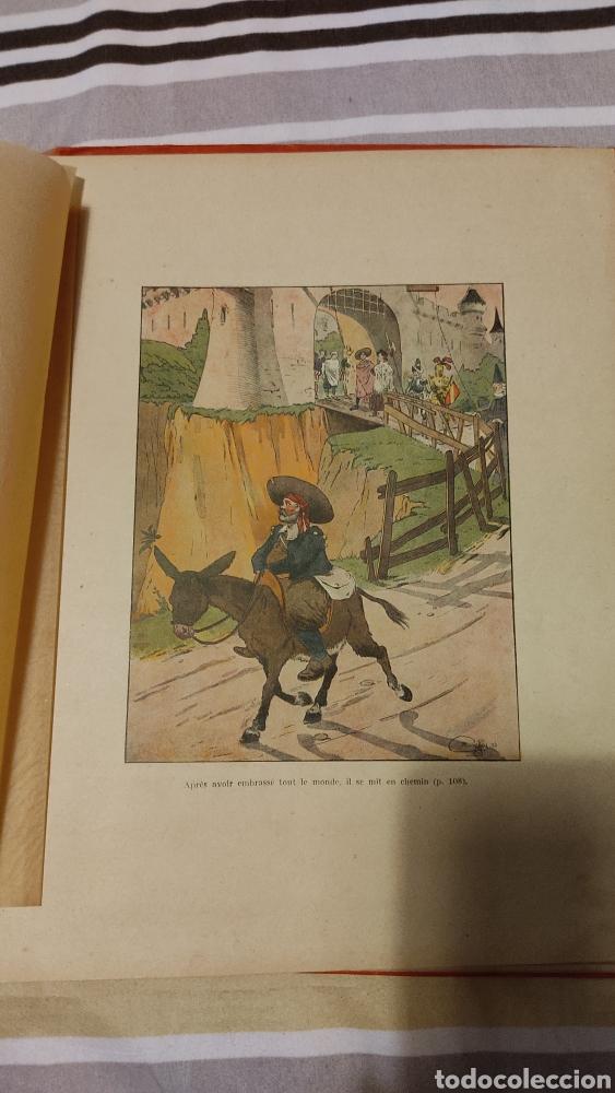 Libros: Don Quijote en francés - Foto 4 - 275889323