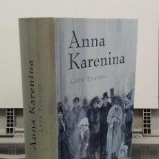 Livros em segunda mão: ANNA KARENINA (OBRA COMPLETA EN UN TOMO) (O ANA KARENINA) - LEÓN TOLSTOI (O LEV TOLSTOI). Lote 275896138