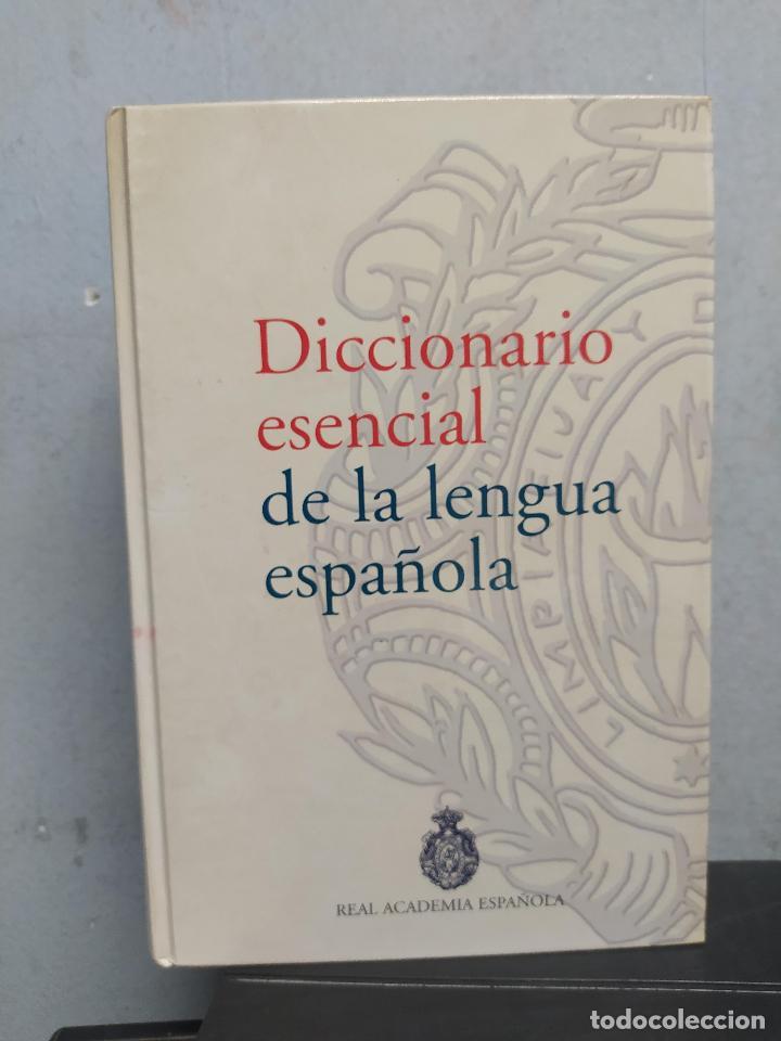 DICCIONARIO ESENCIAL DE LA LENGUA ESPAÑOLA. (Libros sin clasificar)