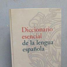 Libros: DICCIONARIO ESENCIAL DE LA LENGUA ESPAÑOLA.. Lote 276289798