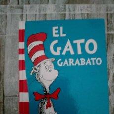 Libros: EL GATO GARABADO DR.SEUSS. Lote 276496403