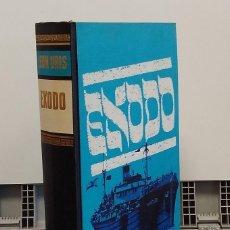 Livres: EXODO - LEÓN URIS. Lote 276718898