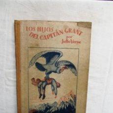 Libros: LOS HIJOS DEL CAPITAN GRANT EN LA AMERICA DEL SUR DE JULIO VERNE. Lote 276728928