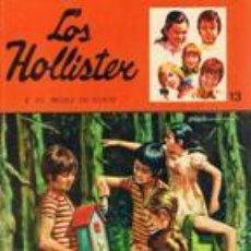 Libros: LOS HOLLISTER Y EL RELOJ DE CUCO - JERRY WEST. Lote 276850753