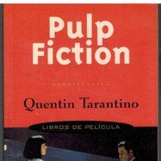 Libros: PULP FICTION - QUENTIN TARANTINO. Lote 276853043