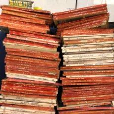 Libros: GRAN LOTE PUBLICACIÓN LA HORA XXV AL SERVICIO DEL MÉDICO AÑOS 50. Lote 276912758