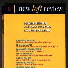 Libros: PENSAMIENTO CRÍTICO CONTRA LA DOMINACIÓN - VV.AA.. Lote 276912953