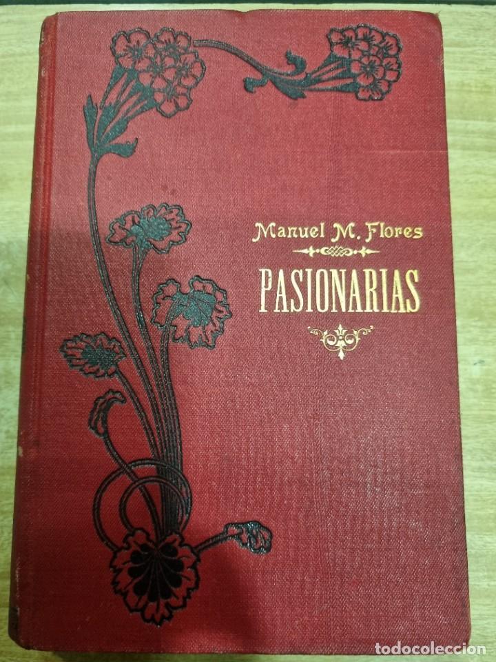 PASIONARIAS (Libros sin clasificar)