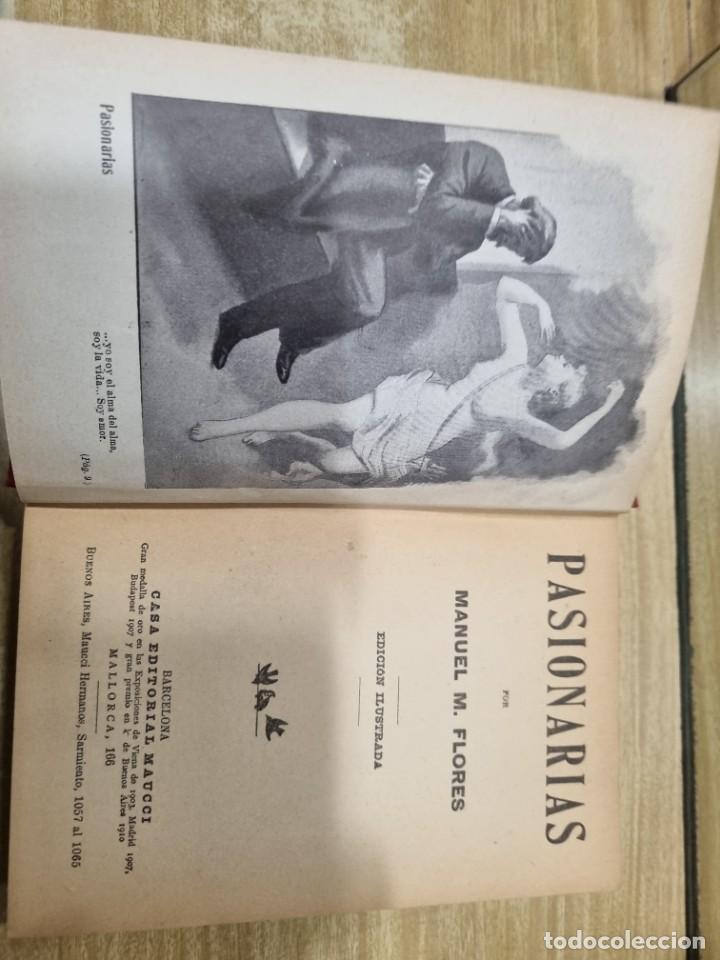 Libros: PASIONARIAS - Foto 3 - 276961568