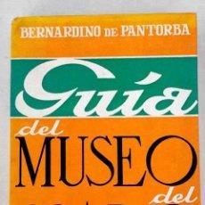 Libros: GUÍA DEL MUSEO DEL PRADO: ESTUDIO HISTÓRICO Y CRÍTICO.- PANTORBA, BERNARDINO DE. Lote 276981198